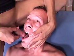 Tranny and two guys fuck each other