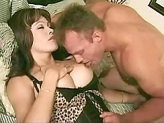 Beefy erect rod penetrates shemales ass