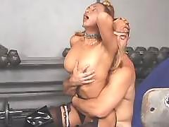 Fast anal with TS ends by cumshot