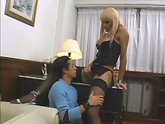 Exotic TS and her lover enjoy oral
