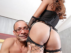 Watch sexy Noy show some love to that Ramon cock!